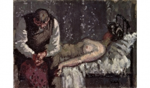 "Walter Sickert ""The Camden Town Murder"" (1908)"