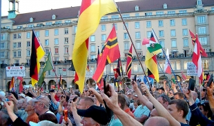 PEGIDA am 30.05.2016