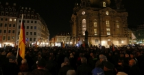 PEGIDA am 5. November an der Frauenkirche