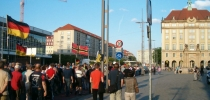 PEGIDA am 12. Juni in Dresden